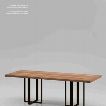 Brilliant Big table