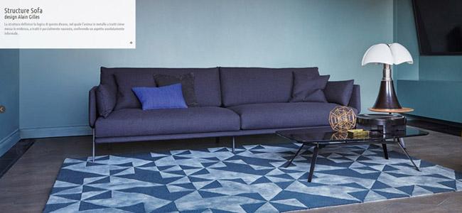 Bonaldo Structure Sofa