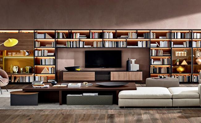 Bookshelves 505