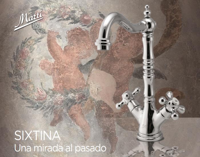 Sixtina Una mirada al pasado